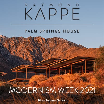 Raymond Kappe Palm Springs House