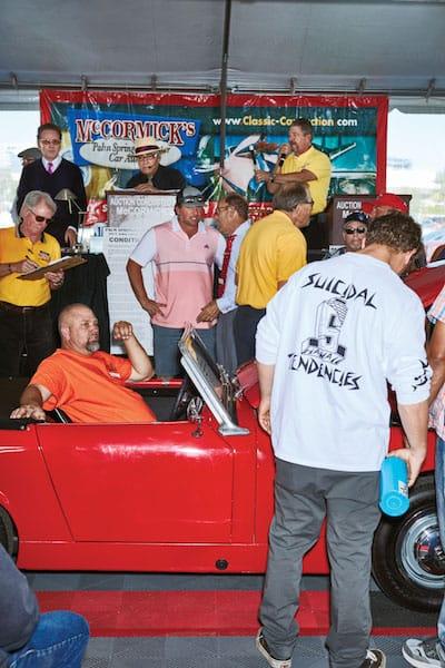mccormicks car show