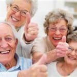 Widows or Widowers: Active Social Club at the Mizell Senior Center in Palm Springs