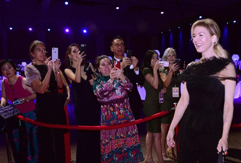 Palm Springs Film Festival  Rolls Out the Red Carpet
