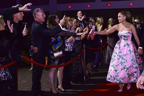 Palm Springs Film Fest Rolls Out Red Carpet