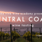 Central Coast Wine Tasting at The Vine Wine Bar in Palm Springs