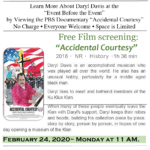 """Free Film Screening """"Accidental Courtesy"""" at the Tolerance Education Center in Rancho Mirage"""