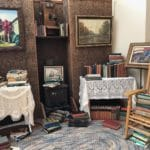 Giant Leap Year Book & Cabin Art Sale at Founders Hall, Old Schoolhouse Museum in Twentynine Palms