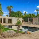 Albert Frey's First Residential Property in Palm Springs is For Sale