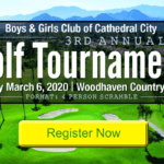 3rd Annual Golf Tournament benefiting the Boys and Girls Club of Cathedral City at Cathedral City Golf Club