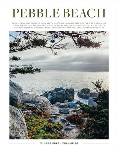 Pebble Beach Magazine Winter 2020