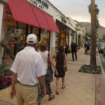 El Paseo Art Walk in Palm Desert