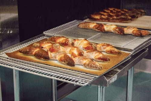 baguette loaves