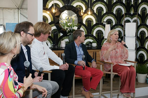 Panel Celebrates Color at Modernism Week 2020