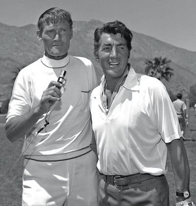 dean martin golf