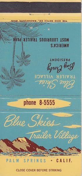 BlueSkiesRanchoMirage