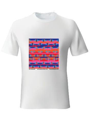 Palm Springs Life/Isermann Unisex White T-Shirt