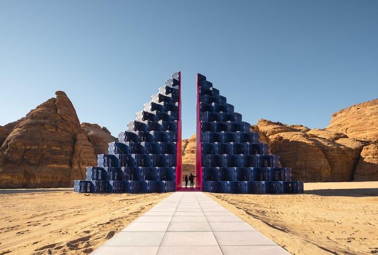 Desert X Offers Podcast Series from Saudi Arabia Exhibit