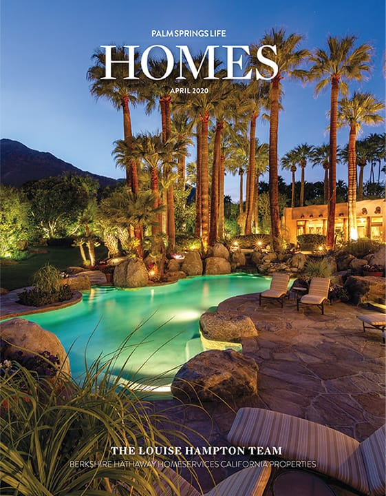 Palm Springs Life Homes April 2020