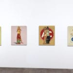 Exhibitions: Pop Figures - Mel Ramos and Tom Wesselmann at Heather James Fine Art in Palm Desert