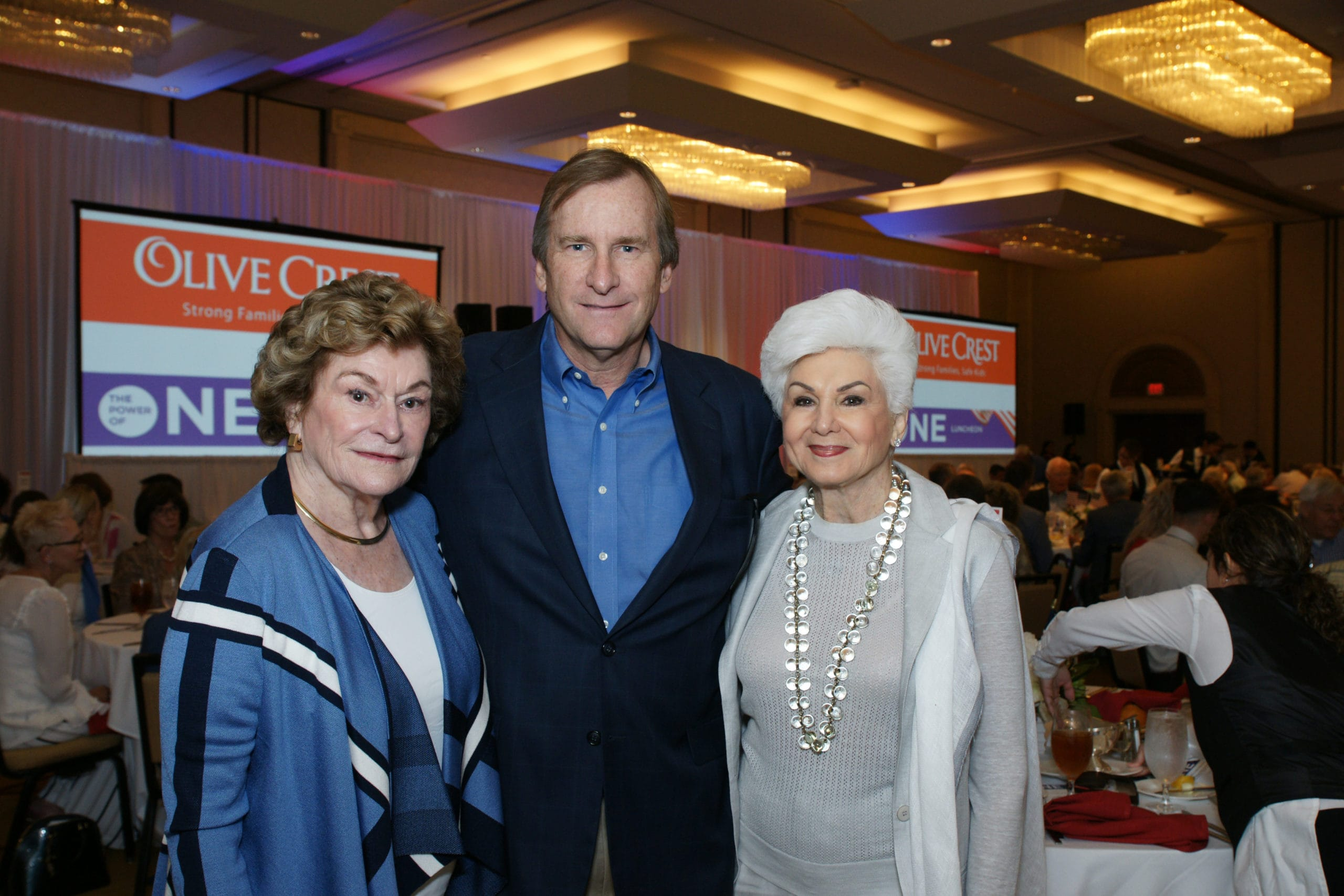 """Benghazi Attack Hero Highights Olive Crest """"Power of One"""" Luncheon"""