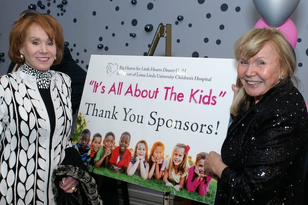 Kids Take Spotlight at Big Hearts for Little Hearts Desert Guild Event