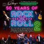 Neil Berg's 50 Years of Rock and Roll, Part 2 Presented at the McCallum Theatre in Palm Desert
