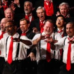 Masters of Harmony: Nine-Time International Chorus Champions Performance at The McCallum Theatre in Palm Desert