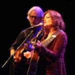 Rosanne Cash with John Leventhal Perfomance at The McCallum Theatre in Palm Desert