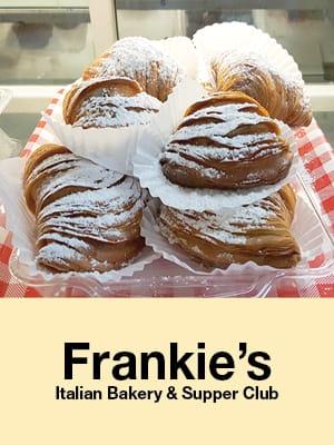 Frankie's Italian Bakery & Supper Club