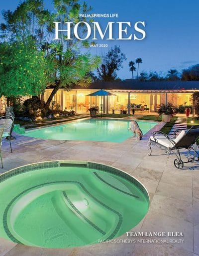 Palm Springs Life Homes May 2020