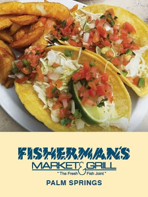 Fisherman's Market & Grill - Palm Springs