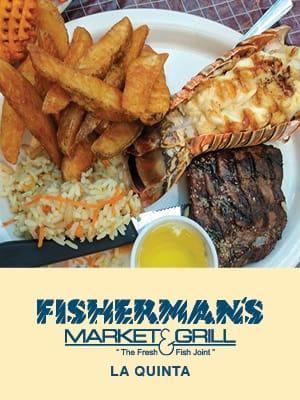 Fisherman's Market & Grill - La Quinta