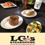 LG's Prime Steakhouse - Palm Springs