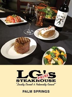 LG's PAlm Springs