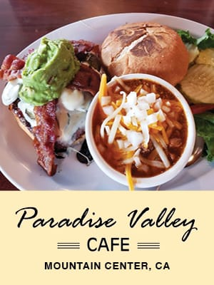 Paradise Valley Cafe