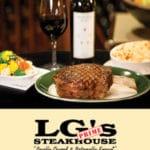 LG's Prime Steakhouse - La Quinta