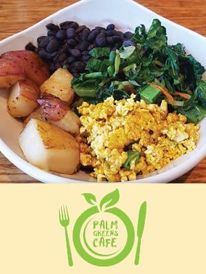 Palm Greens café