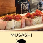 Musashi Japanese Restaurant & Sushi Bar