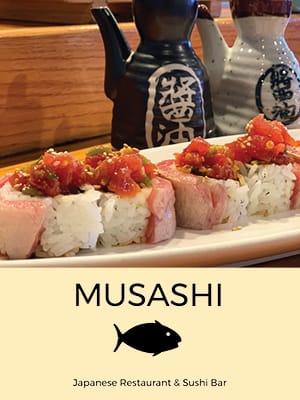 Musashi Japanese Restaurant & Sushi Bar