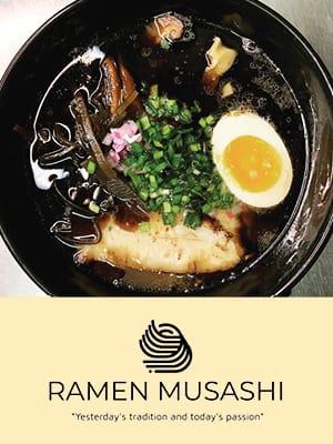 Ramen Musashi