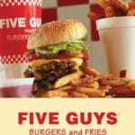 Five Guys Burgers and Fries Palm Springs