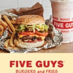 Five Guys Burgers and Fries Rancho Mirage