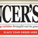 Pickup Menu Now Available at Spencer's Restaurant in Palm Springs