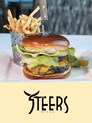 Steers Bar & Grill Indio