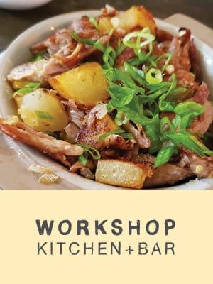 Workshop Kitchen & Bar Palm Springs