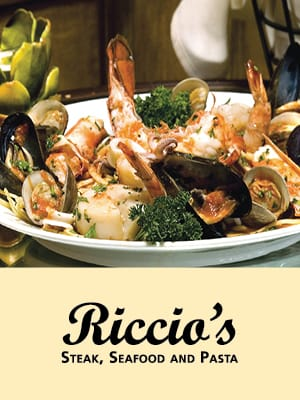 Riccio's Steak and Seafood
