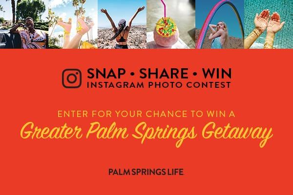 Greater Palm Springs Getaway