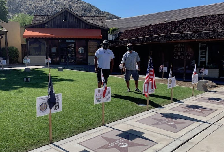 Palm Springs Fallen Heroes Project Honors Local Servicemen