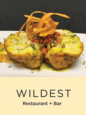Wildest Restaurant + Bar