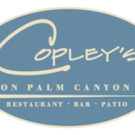 Now Open for Dine-In at Copley's on Palm Canyon in Palm Springs