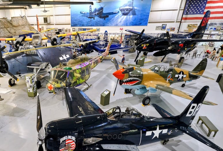 palm springs air museum reopens
