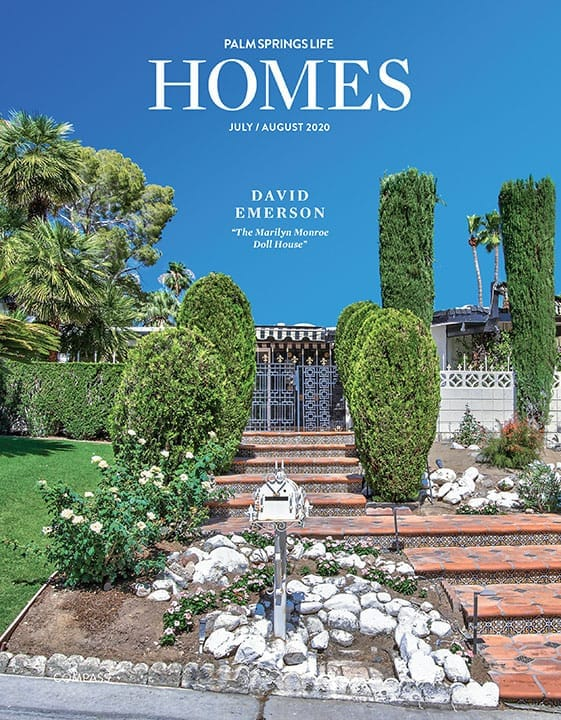 Palm Springs Life Homes July-August 2020