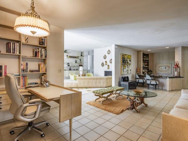Former Arthur Elrod House Hits the Market